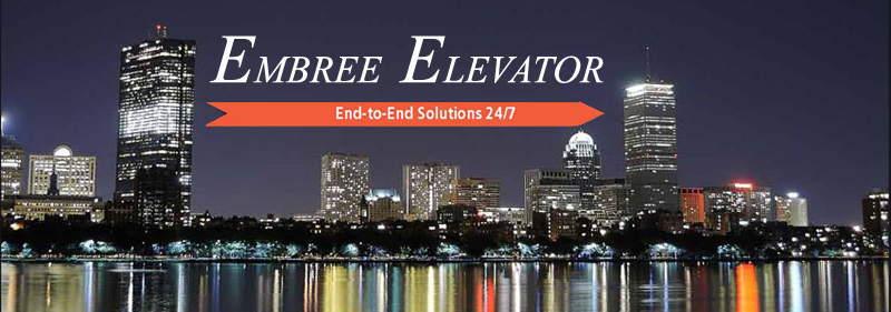 Embree Elevator Lynn Massachusetts